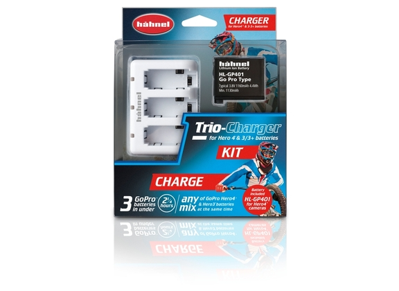 Trio-Charger KIT
